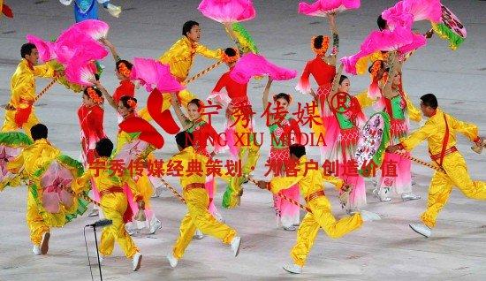 商河鼓子秧歌广场舞培训活动正式