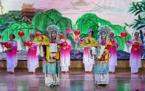 济南庆典演出企业专业服务于企业庆典演出!